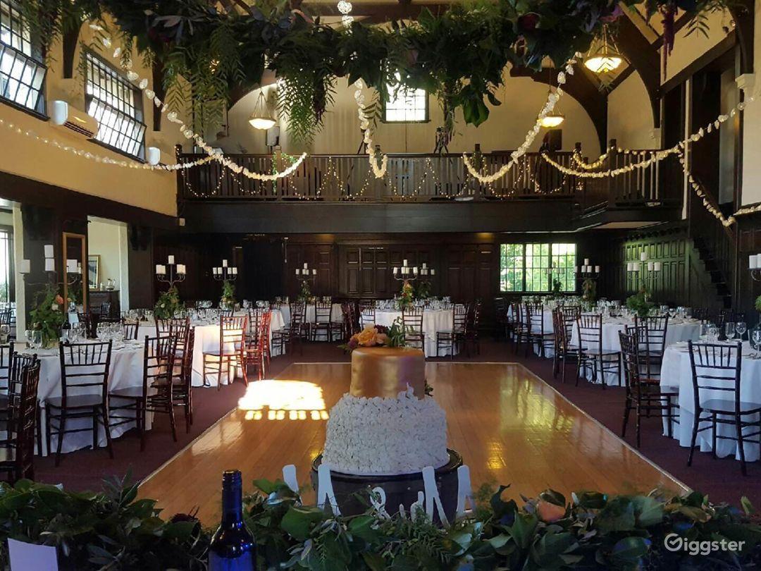 Perfect Venue for Intimate Occasion  Photo 1