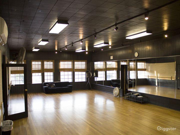 Prized Dance Room in Torrance