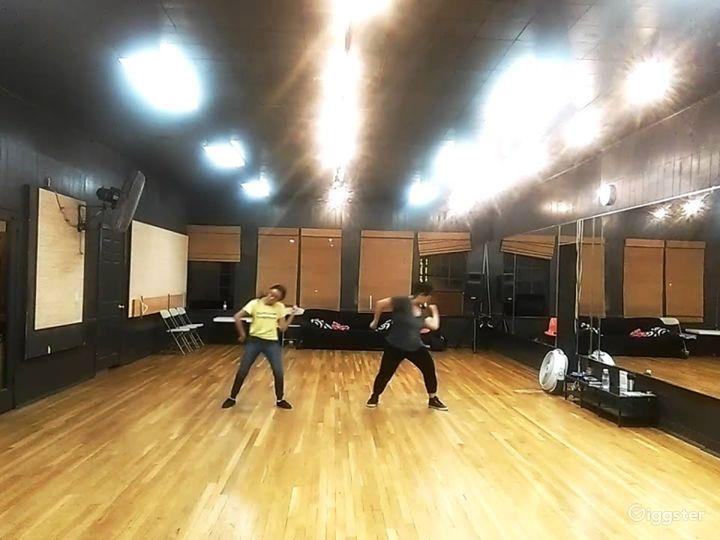 Prized Dance Room in Torrance Photo 2