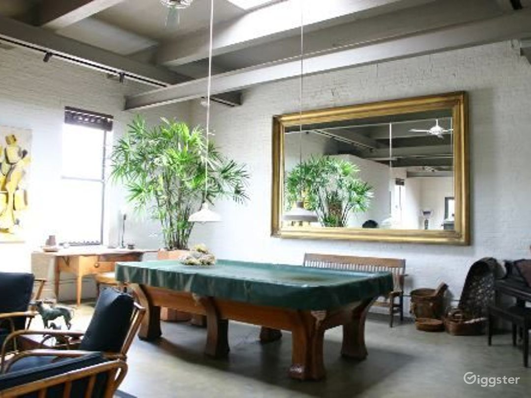 Industrial building events space: Location 2801 Photo 1