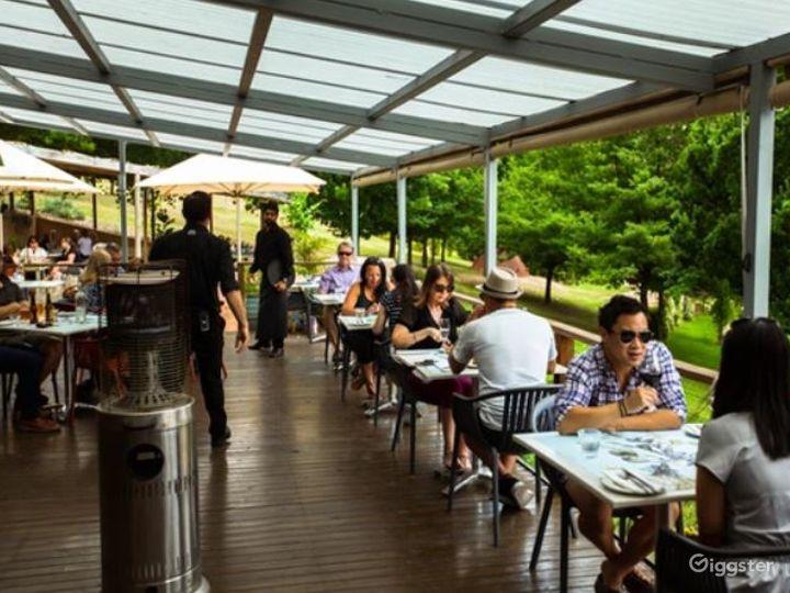 The Outdoor Cellar Door Restaurant and Dining Photo 4
