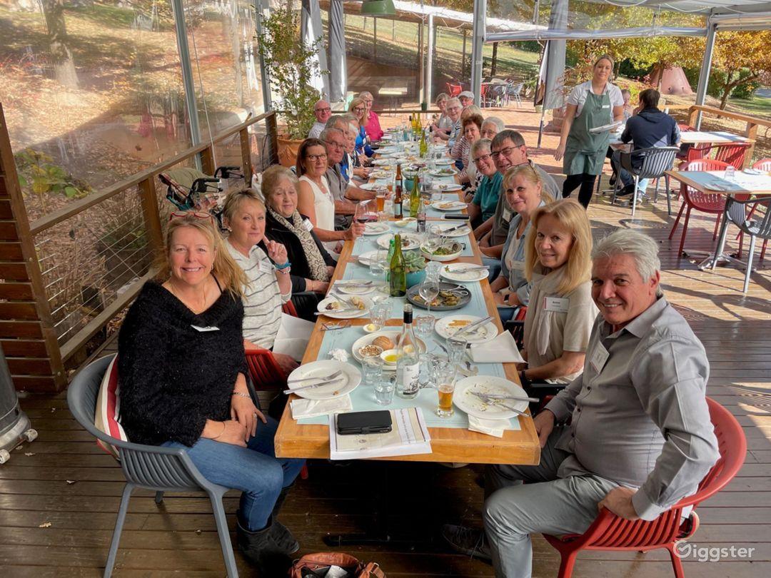 The Outdoor Cellar Door Restaurant and Dining Photo 1