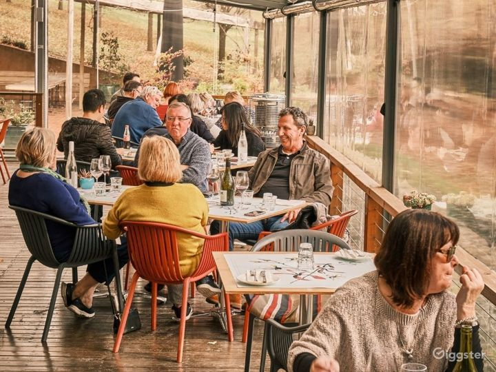 The Outdoor Cellar Door Restaurant and Dining Photo 2