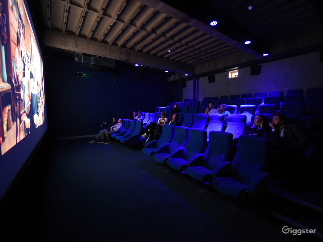 Marvelous Private Cinema in London with up to 80 guests capacity Photo 1