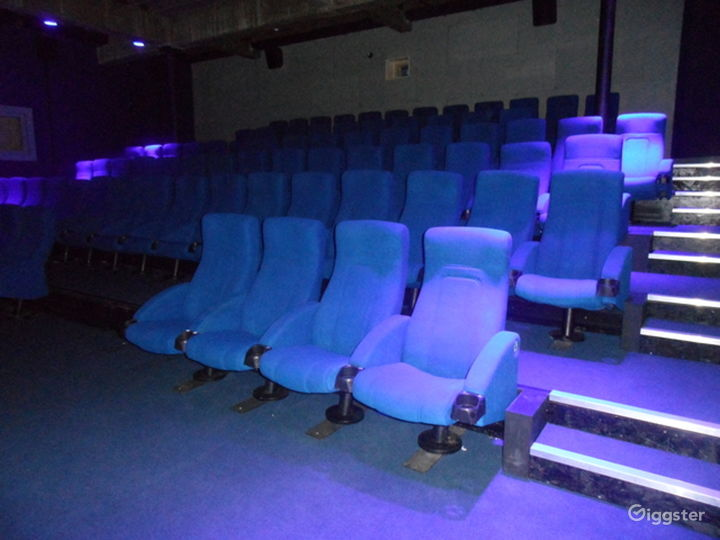 Marvelous Private Cinema in London with up to 80 guests capacity Photo 3