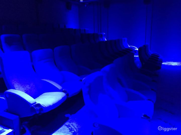 Marvelous Private Cinema in London with up to 80 guests capacity Photo 2