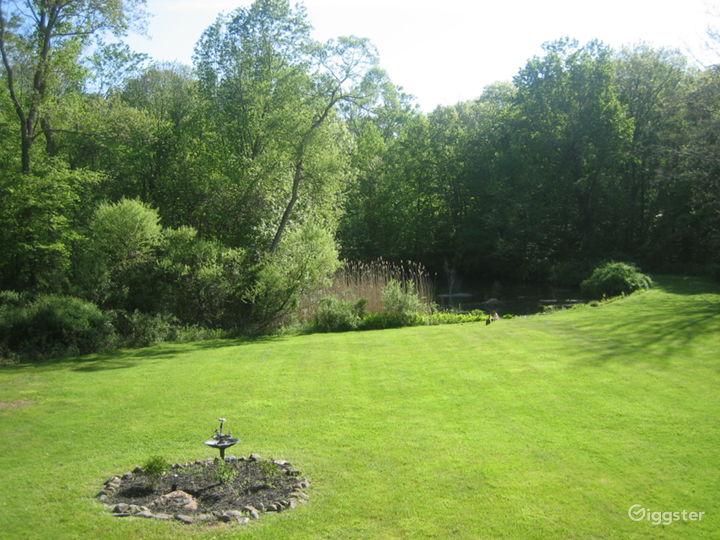 Country park like setting natural pond near beach  Photo 4