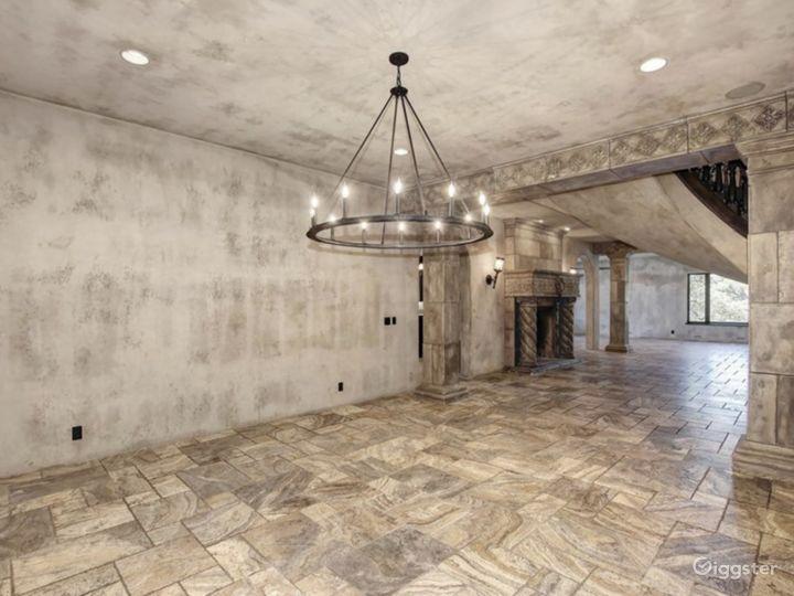 Secret Castle illuminati estate compound Photo 5