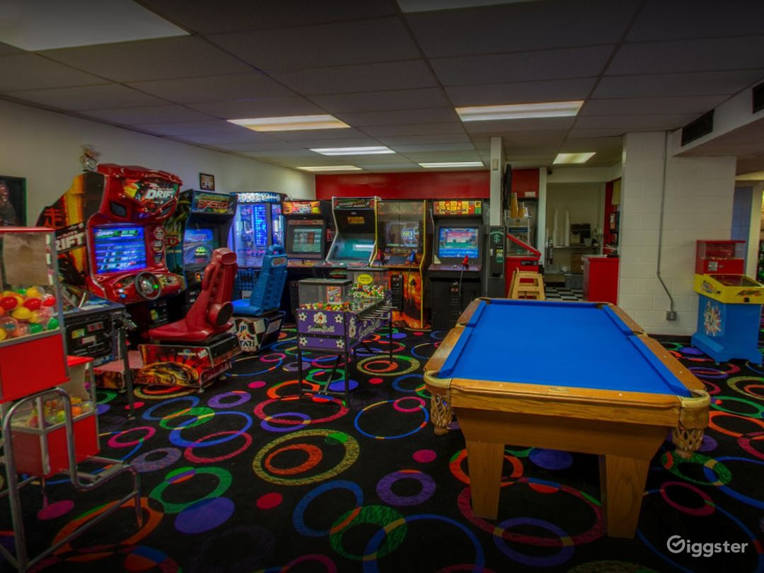 Arcade with Pool Table for Events in Tucson Photo 1