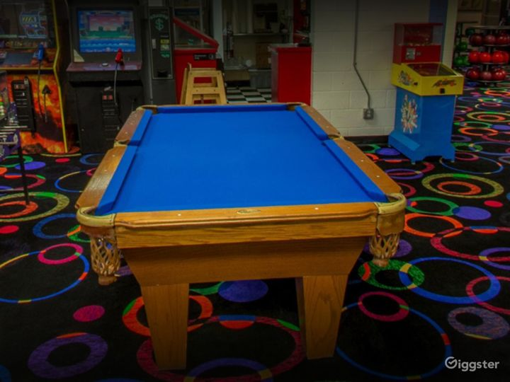 Arcade with Pool Table for Events in Tucson Photo 4