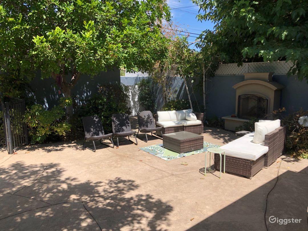 Backyard Tropical Oasis - Pool/Patio/Fireplace Photo 5