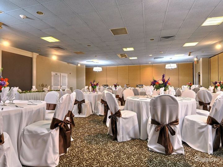The Magnuson Ballroom - Private events space in Memphis Photo 2