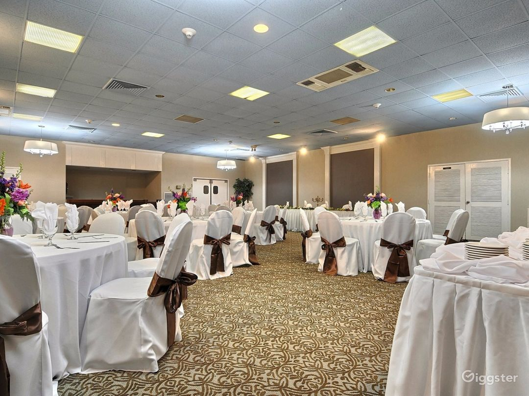The Magnuson Ballroom - Private events space in Memphis Photo 1