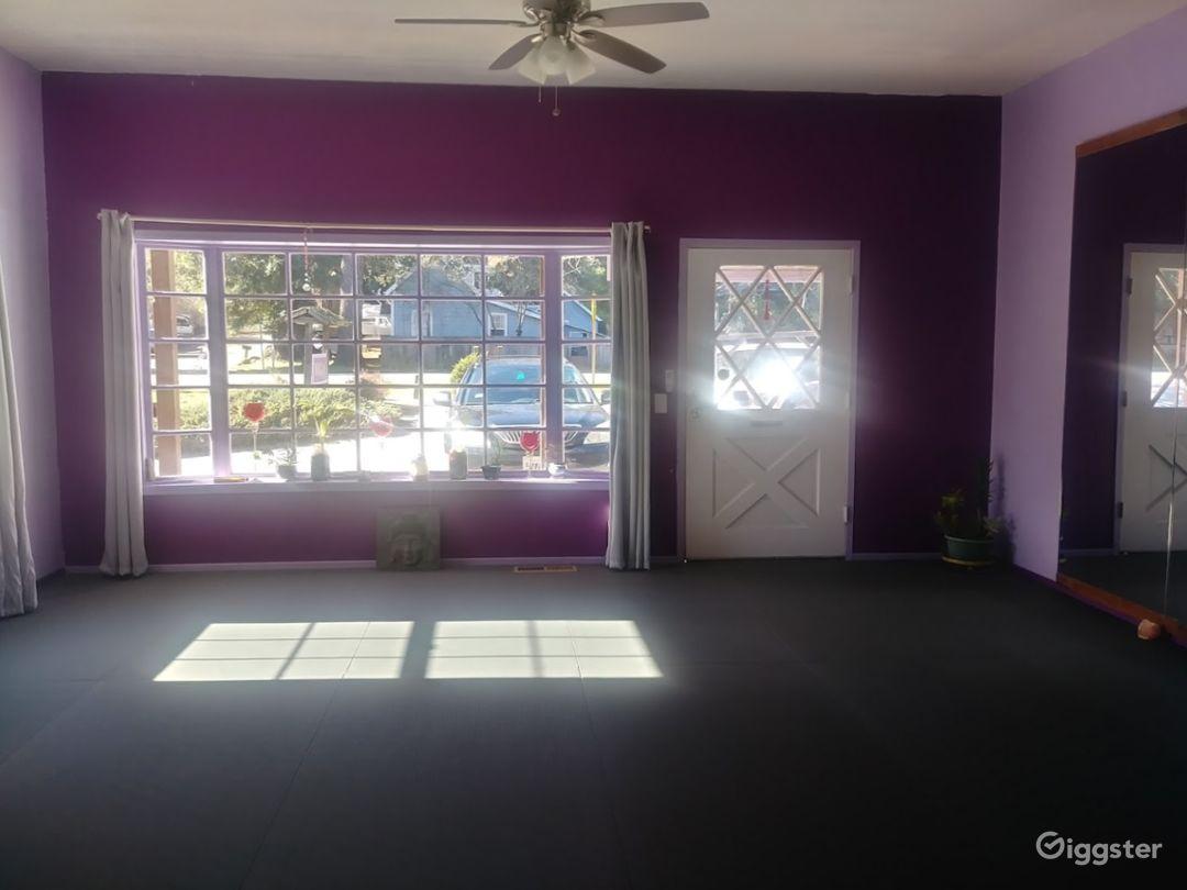 Yoga Studio in Boulder Creek Photo 1