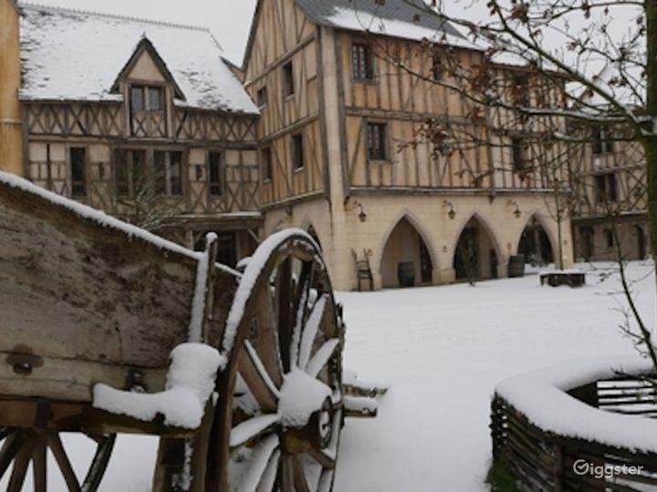 Medieval Village Photo 5