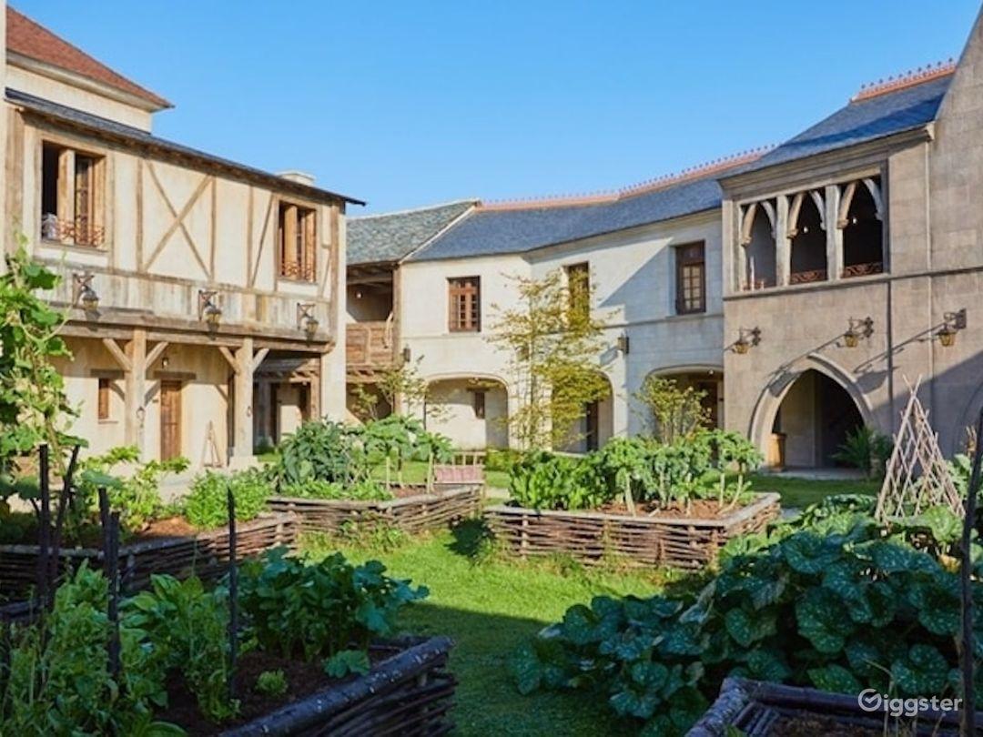 Medieval Village Photo 1