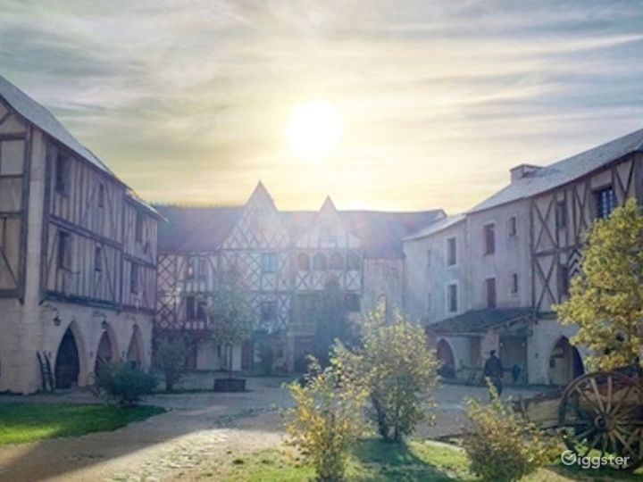 Medieval Village Photo 2