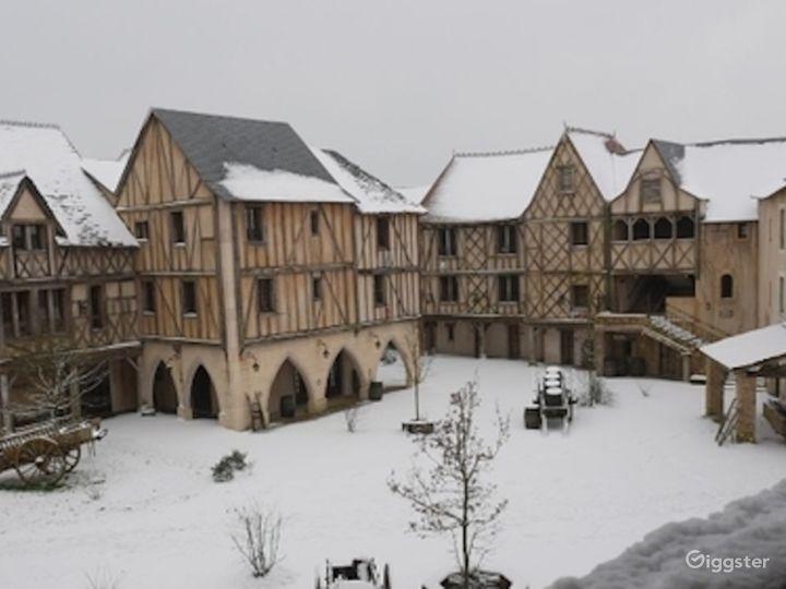 Medieval Village Photo 4