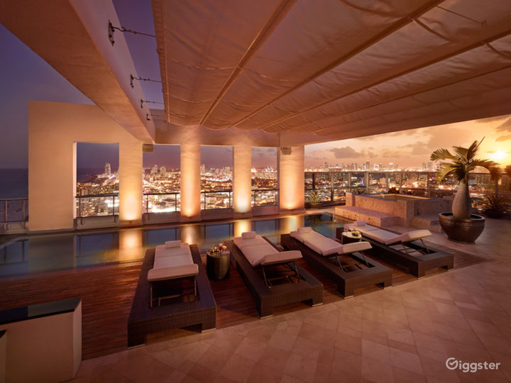 Penthouse Terrace Photo 4