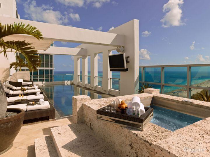 Penthouse Terrace Photo 2