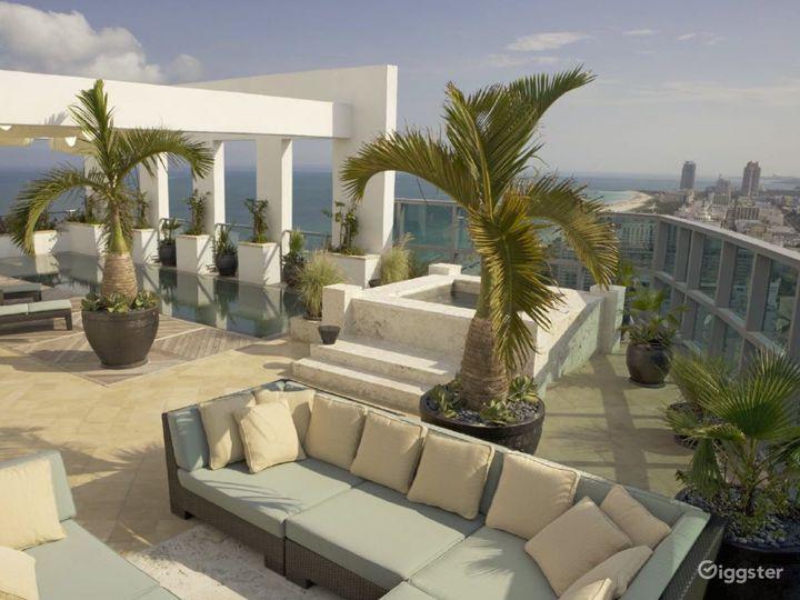 Penthouse Terrace Photo 5