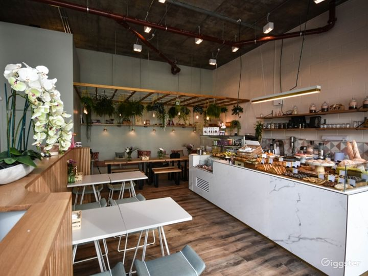 Refreshing Indoor Cafe and Bakery in Greenwich Photo 5