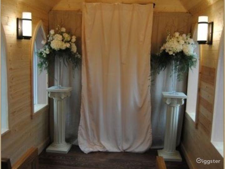 Tiny Chapel Weddings in Richmond Photo 3