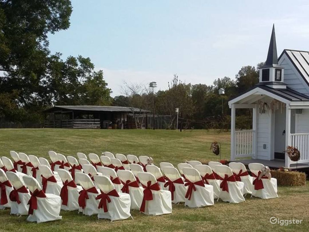 Tiny Chapel Weddings in Richmond Photo 1