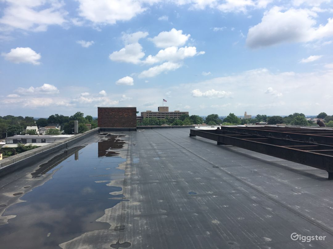 Awesome Industrial Rooftop & Exteriors Photo 3