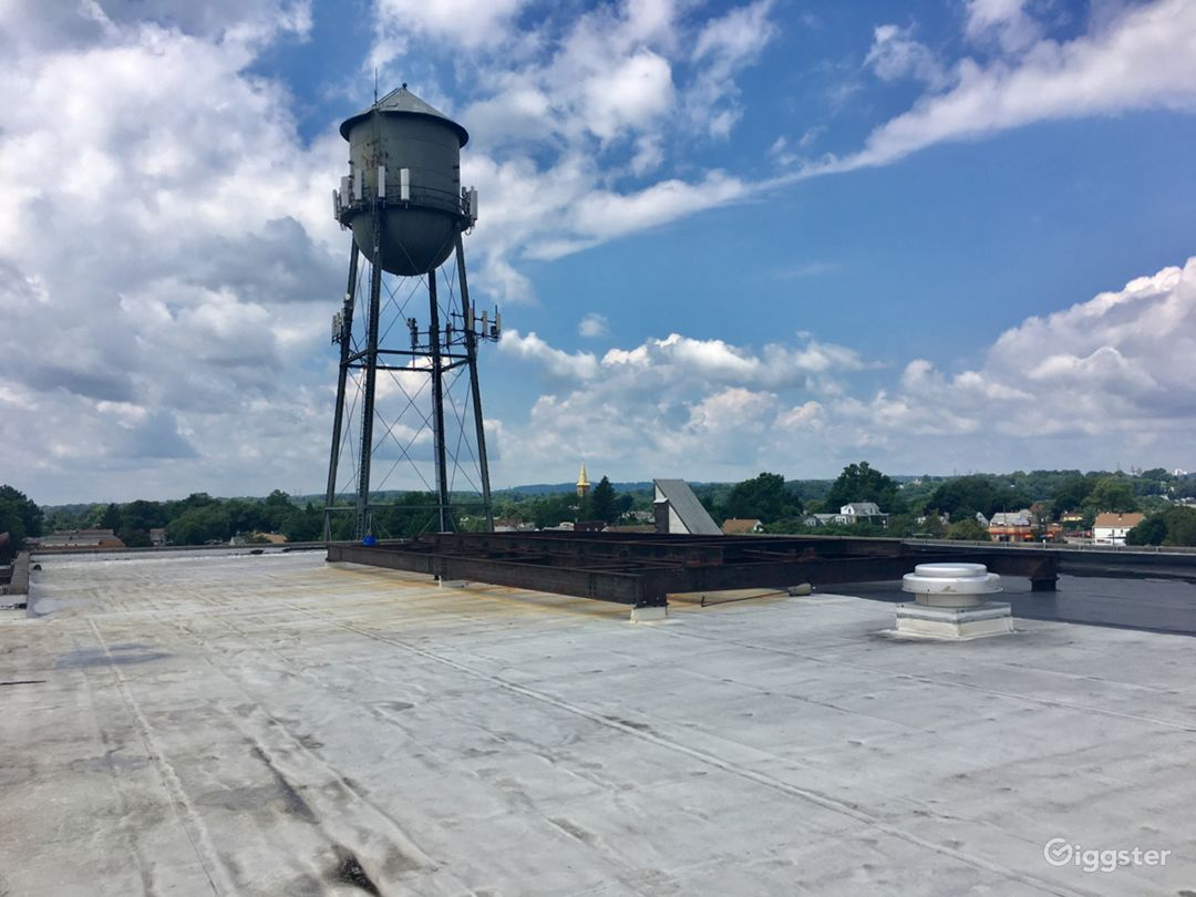 Awesome Industrial Rooftop & Exteriors Photo 1