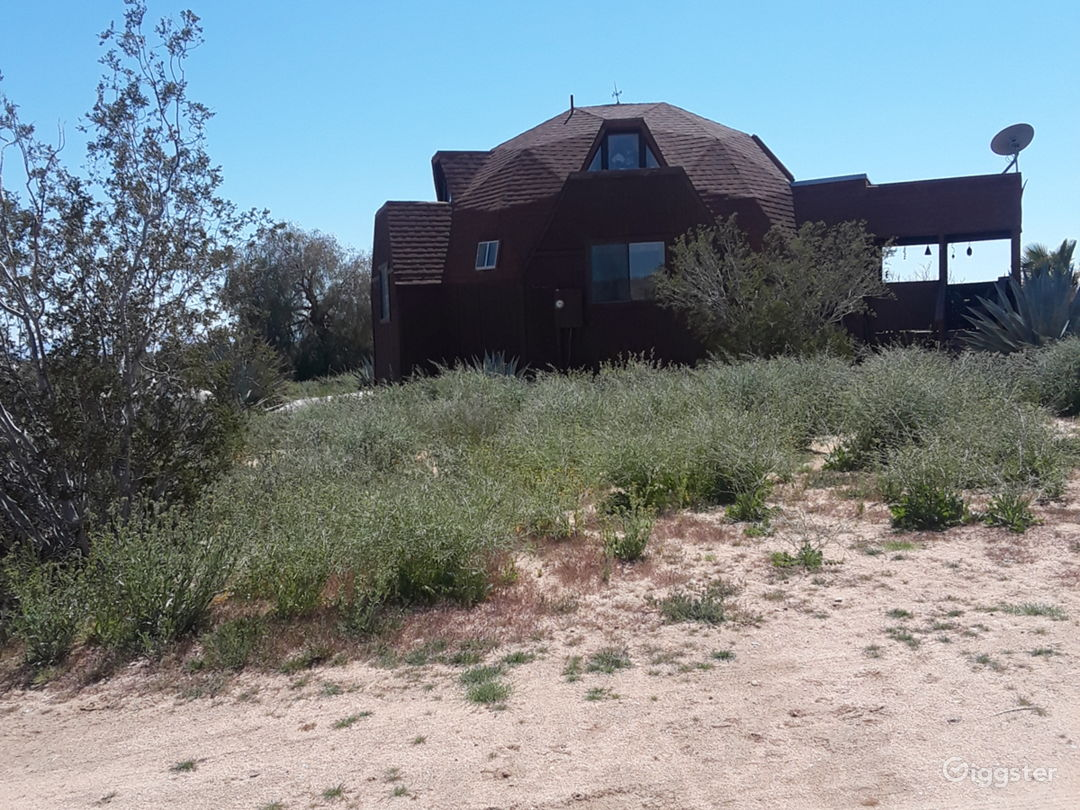 The Dome house  Photo 5