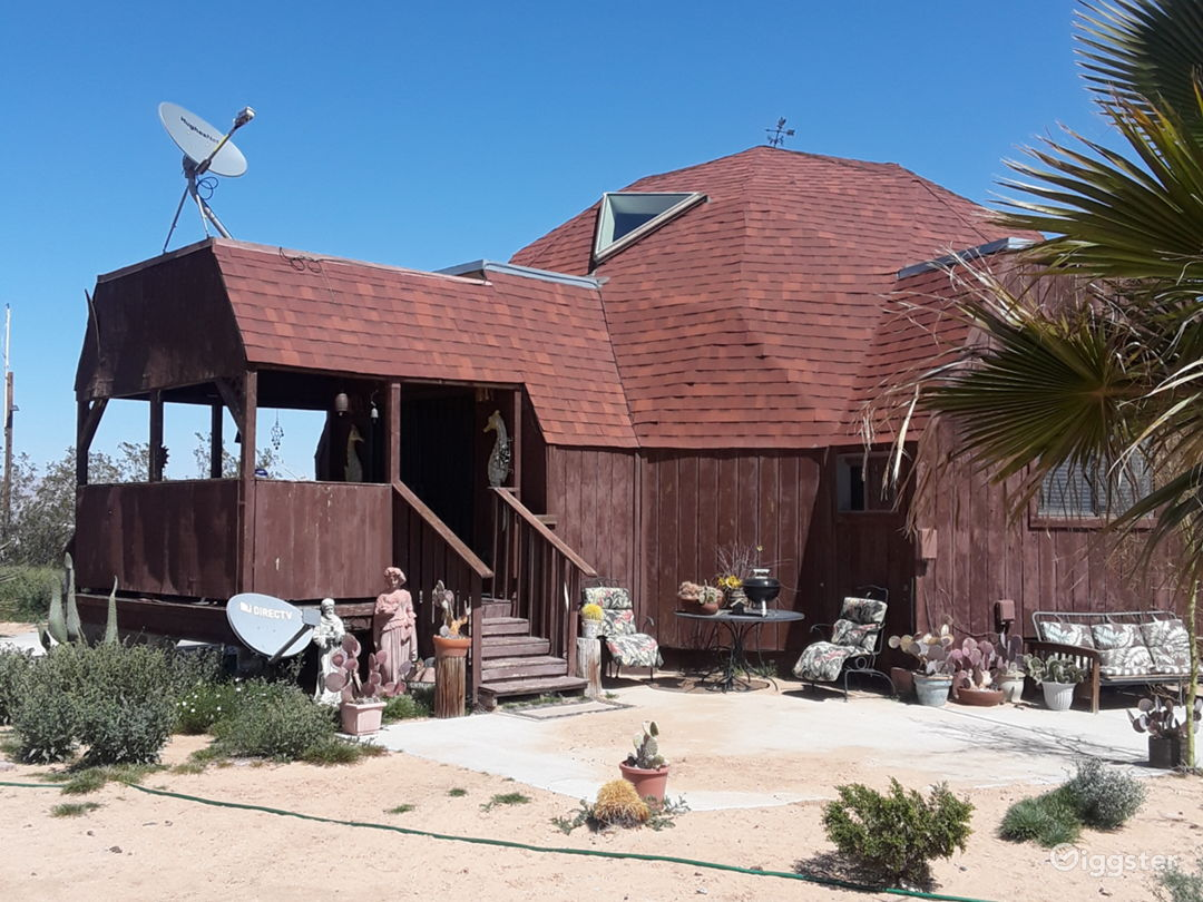 The Dome house  Photo 2