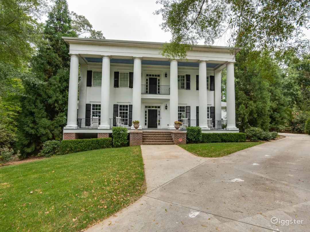 Greek Revival Home