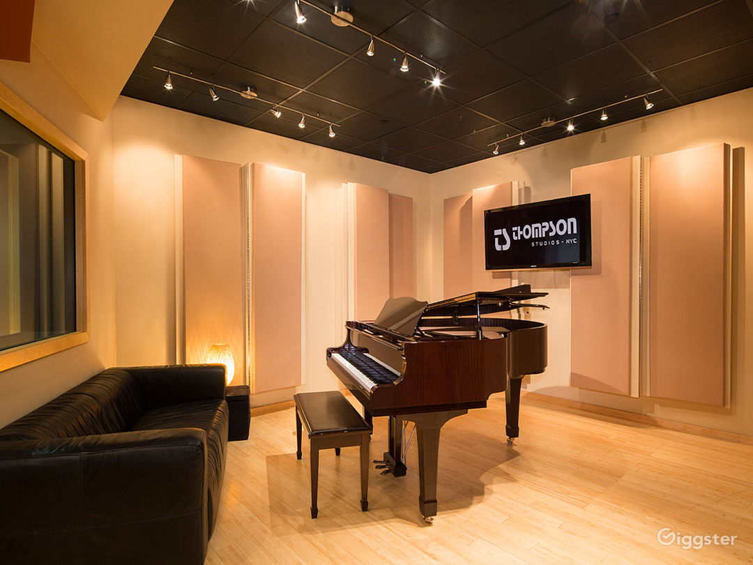State of Art Recording Studio Control Room & Booth Photo 2