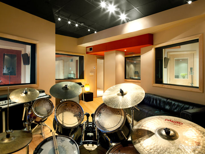 State of Art Recording Studio Control Room & Booth Photo 3