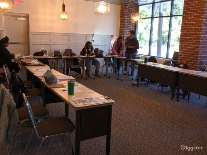 Bright New Event Space in Downtown Rolesville - Buyout Photo 3