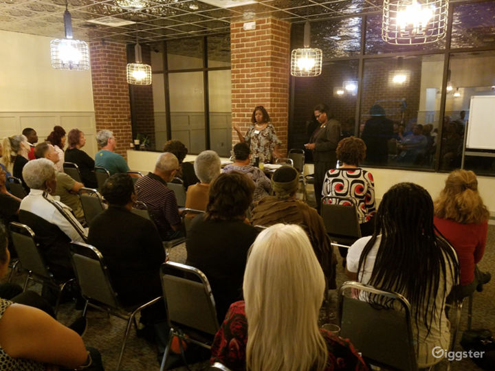 Bright New Event Space in Downtown Rolesville - Buyout Photo 2