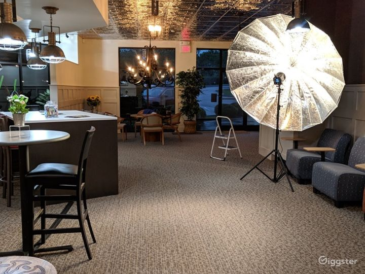 Bright New Event Space in Downtown Rolesville - Buyout Photo 5