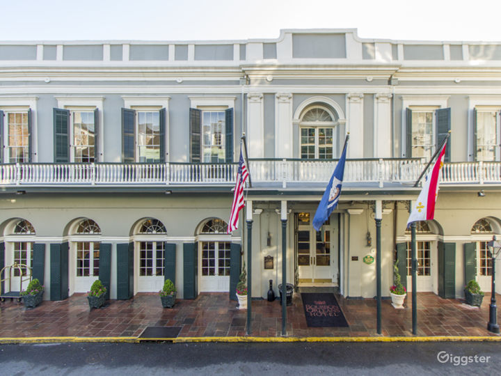 Bourbon Orleans Hotel - A French Quarter Treasure
