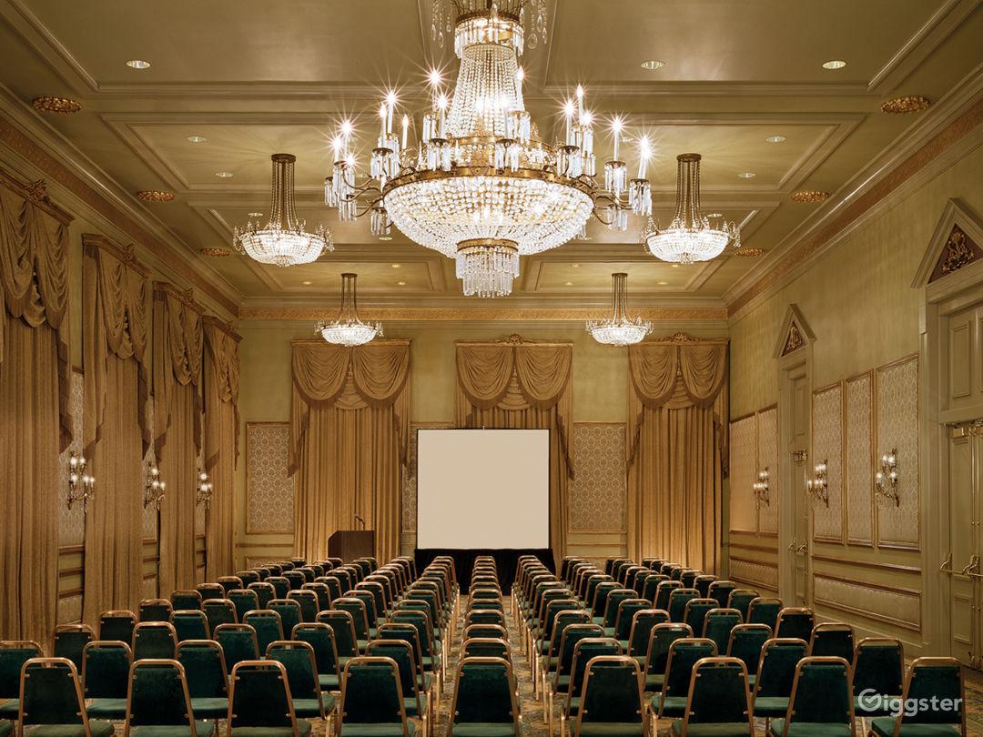 Orleans Ballroom - New Orleans' oldest ballroom dating back to 1817