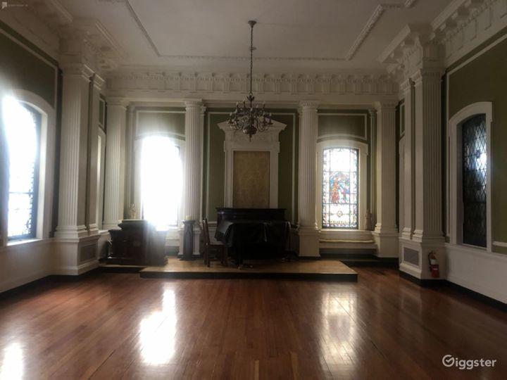 Elegant Church space in Boston Photo 4