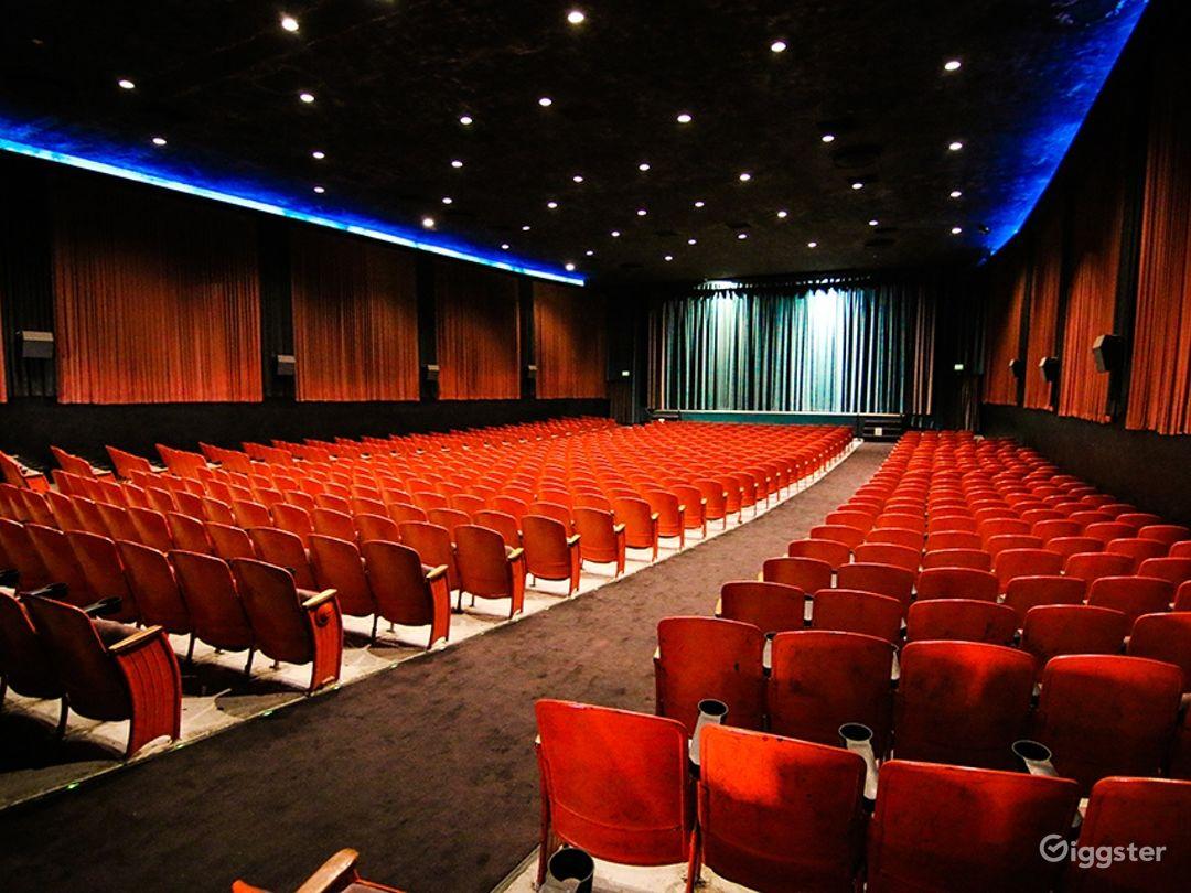 Auditorium - Southwest