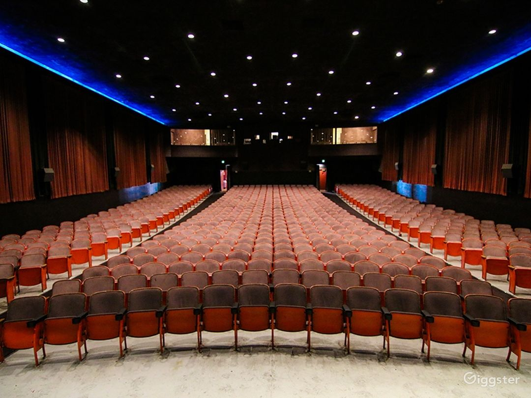 Auditorium - East