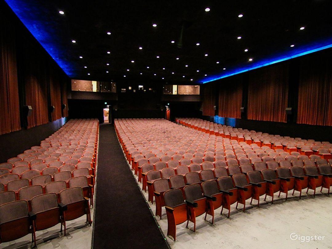Auditorium - Southeast