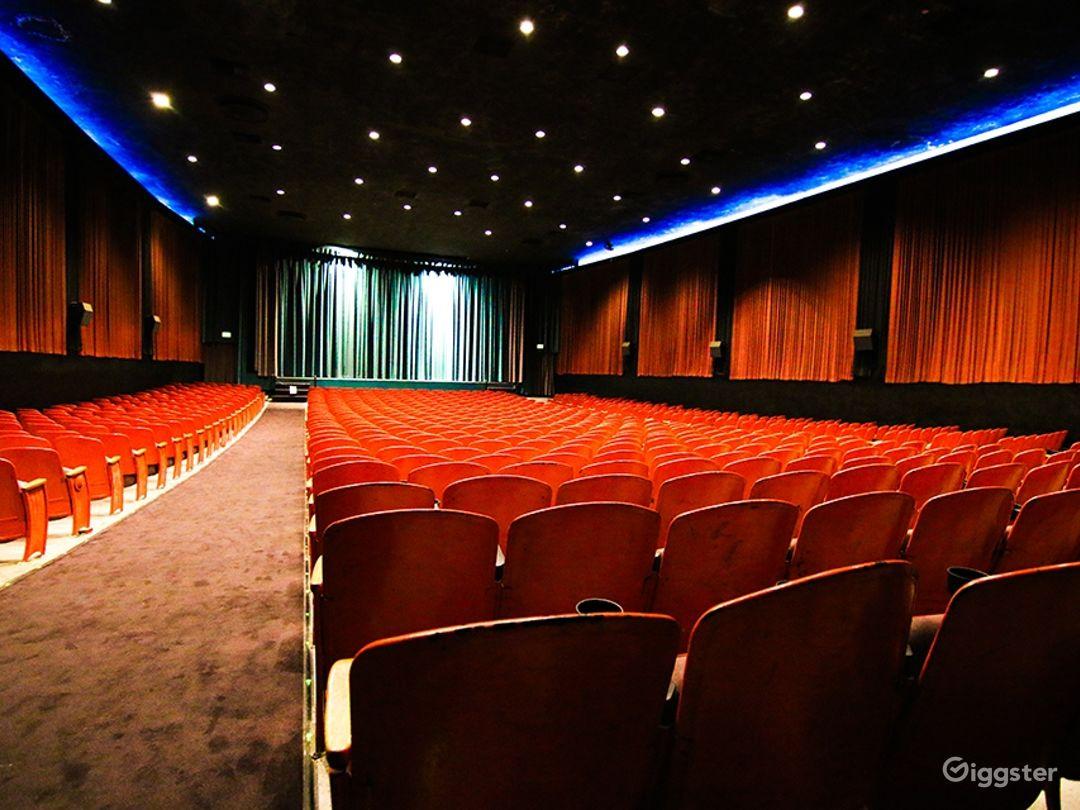Auditorium - Northwest