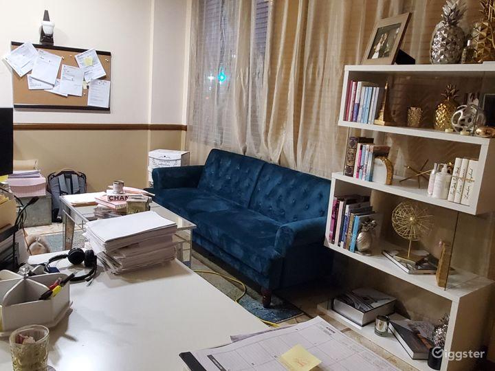 Contemporary small office in Montebello  Photo 4