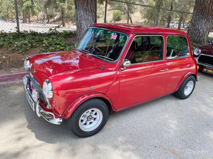 Classic Mini Cooper Photo 3