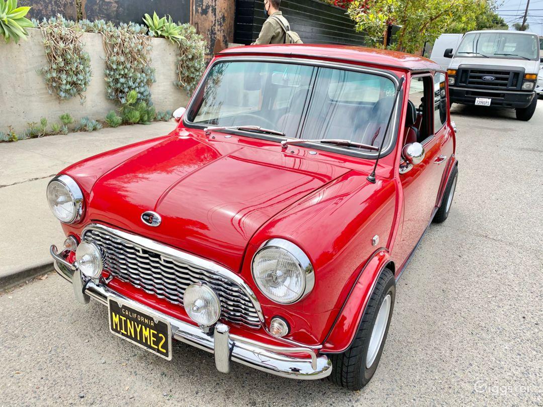 Classic Mini Cooper Photo 1
