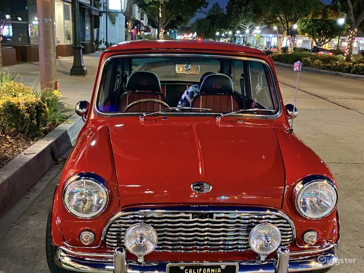 Classic Mini Cooper Photo 2