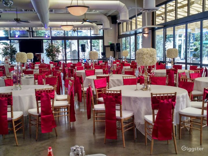 Spectacular Banquet Hall in Charlotte Photo 3